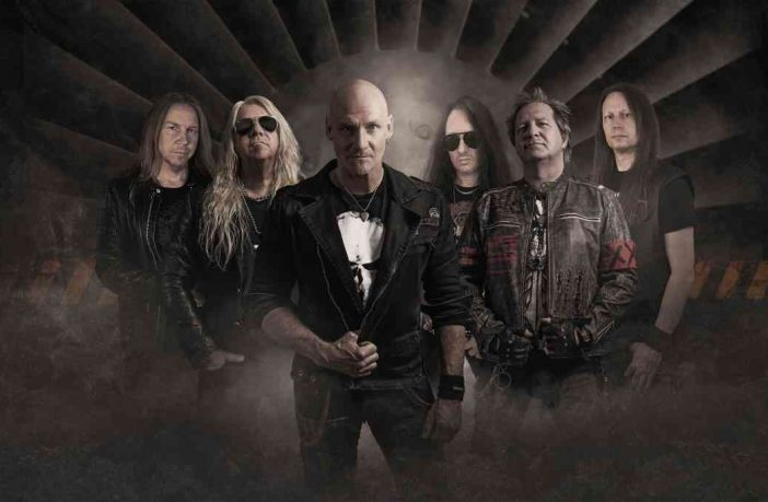 primal fear - band photo 2020