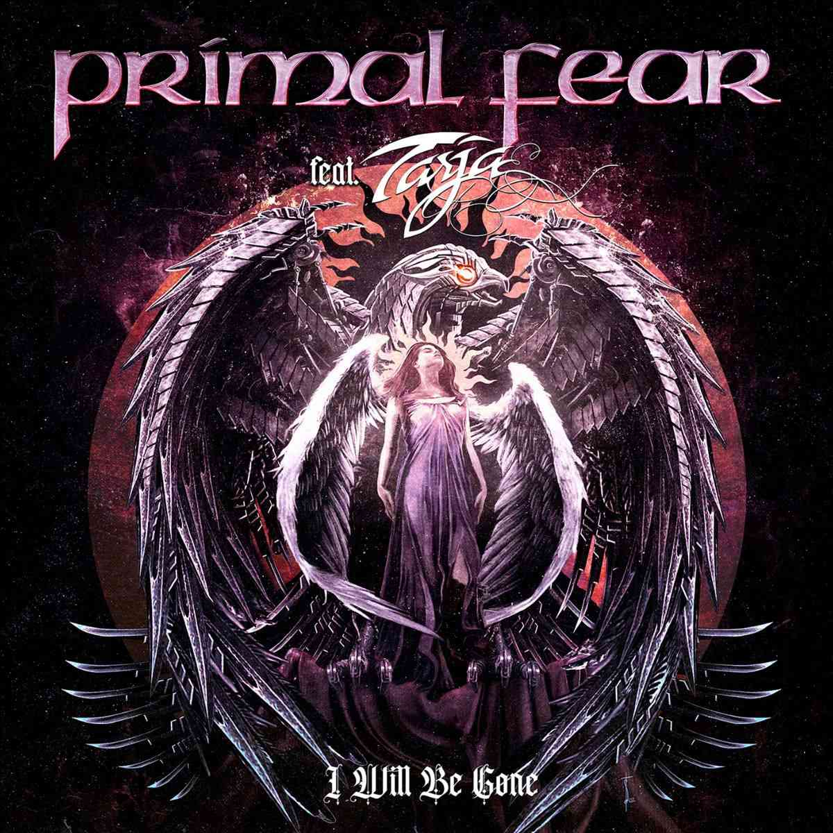 primal fear - i will be gone - album cover