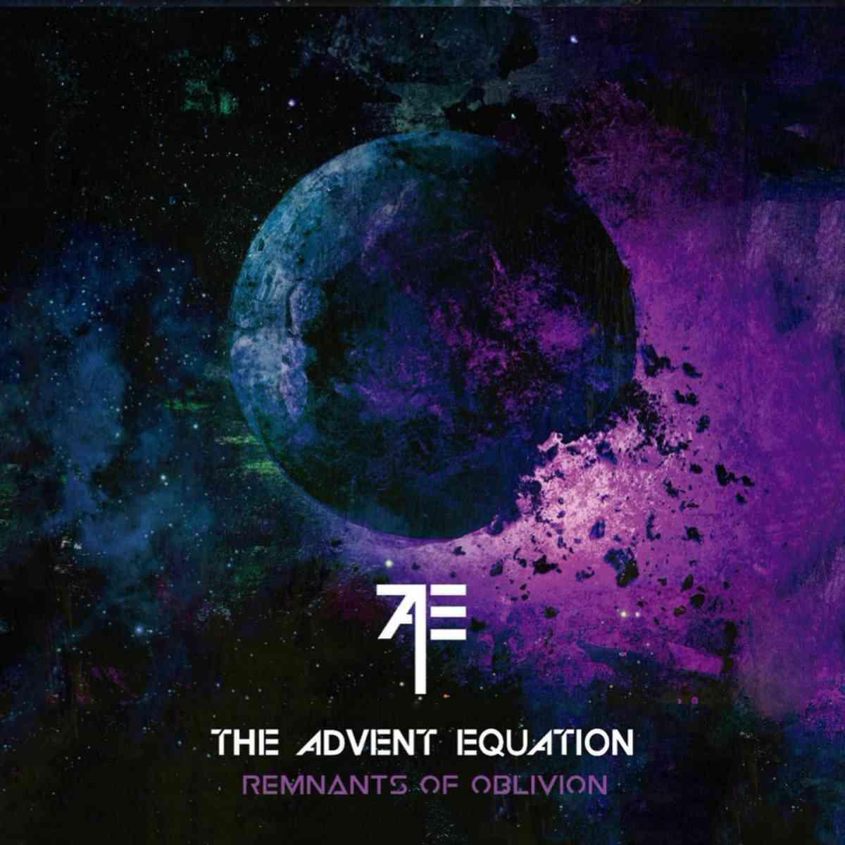 the advent equation - remnants of oblivion - album cove