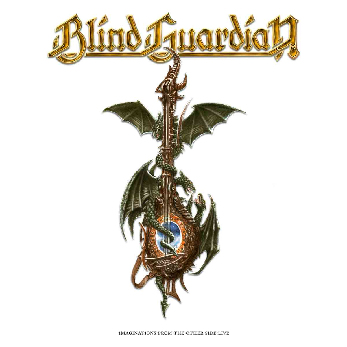 Blind Guardian - Imaginations From The Other Side 25th Anniversary Edition - album cover