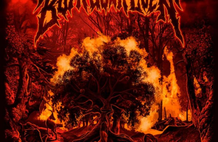 Burn Down Eden - Burn Down Eden - album cover