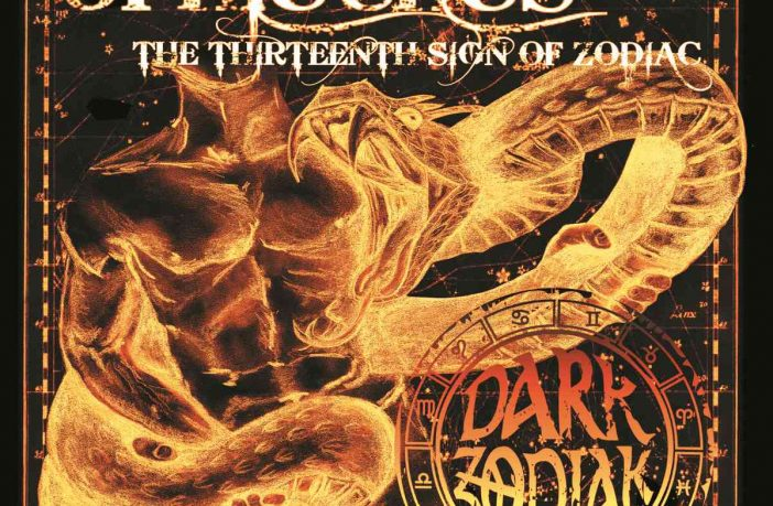 Dark Zodiak - Ophiuchus - The Thirtheenth Sign Of Zodiak - album cover