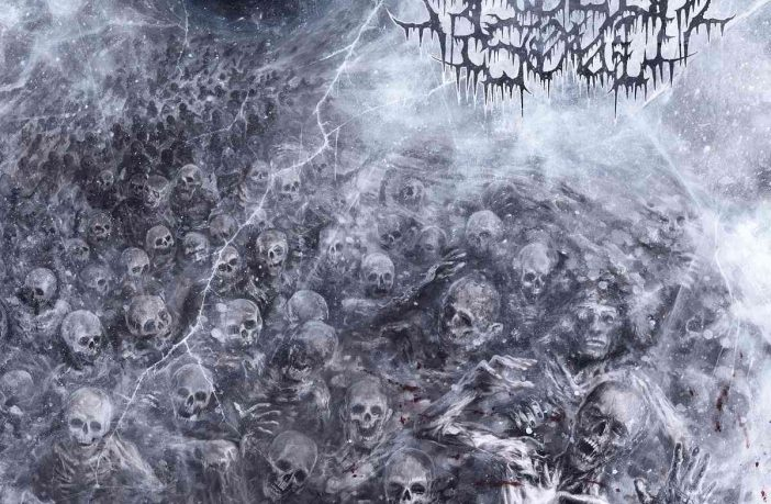 Frozen Soul - Crypt of Ice - album cover