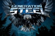 GENERATION STEEL - The Eagle Will Rise - album cover