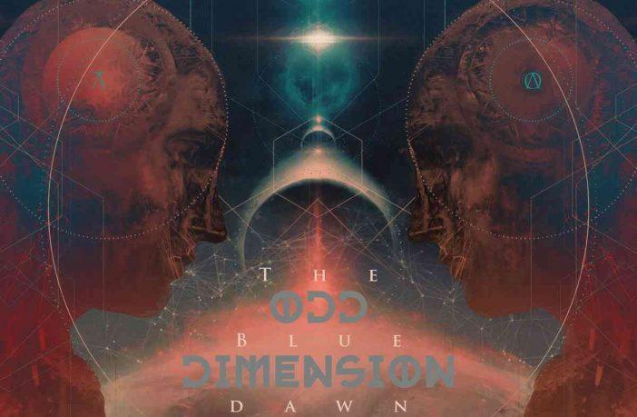 Odd Dimension - the blue dawn - album cover