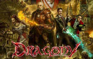 dragony - viribus unitis - album cover