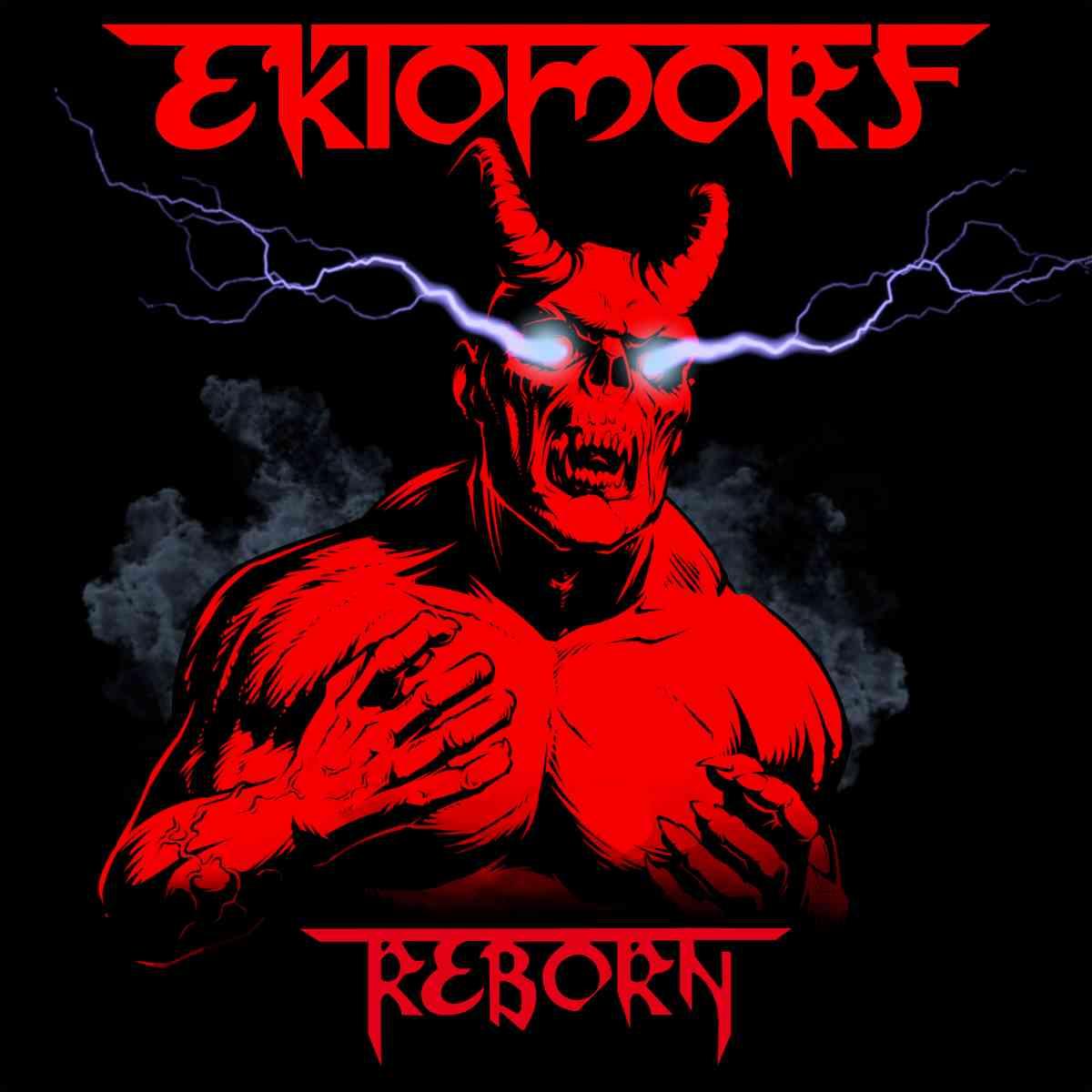 ektomorf - reborn - album cover