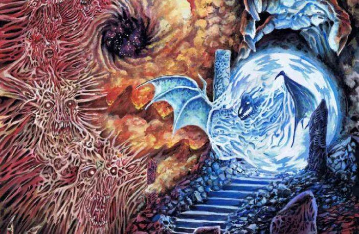 gatecreeper - an unexpected reality - album cover