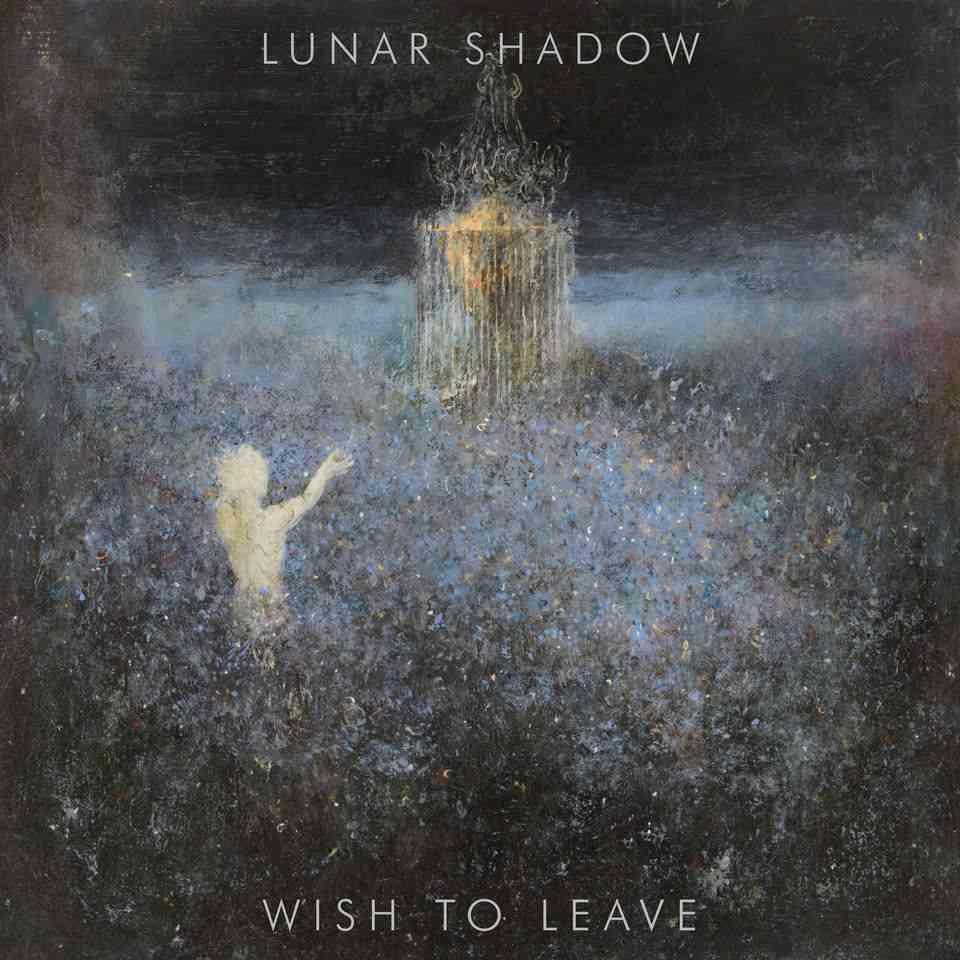 lunar shadow - wish to leave - album cove