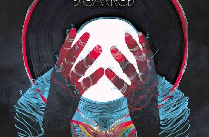 scarred - scarred - album cover