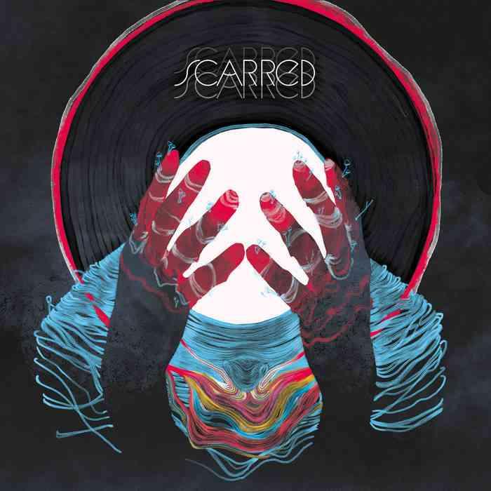 scarred - scarred - album cover