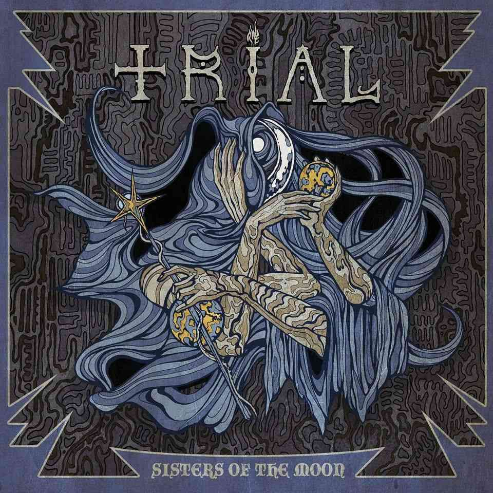 trial - sister of the moon - album cover