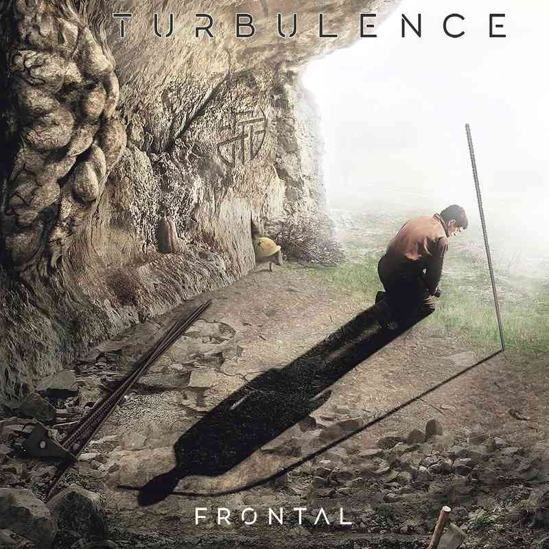 turbulence - frontal - album cover