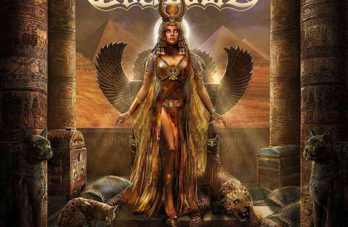 EVERDAWN - Cleopatra - album cover