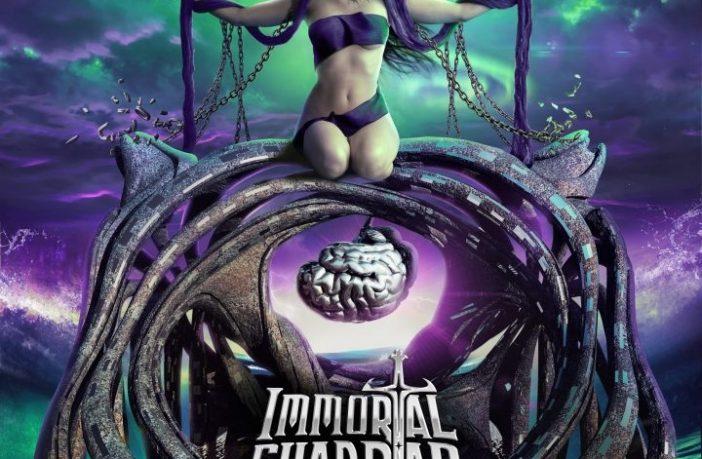 Immortal Guardian - Psychosomatic - album cover