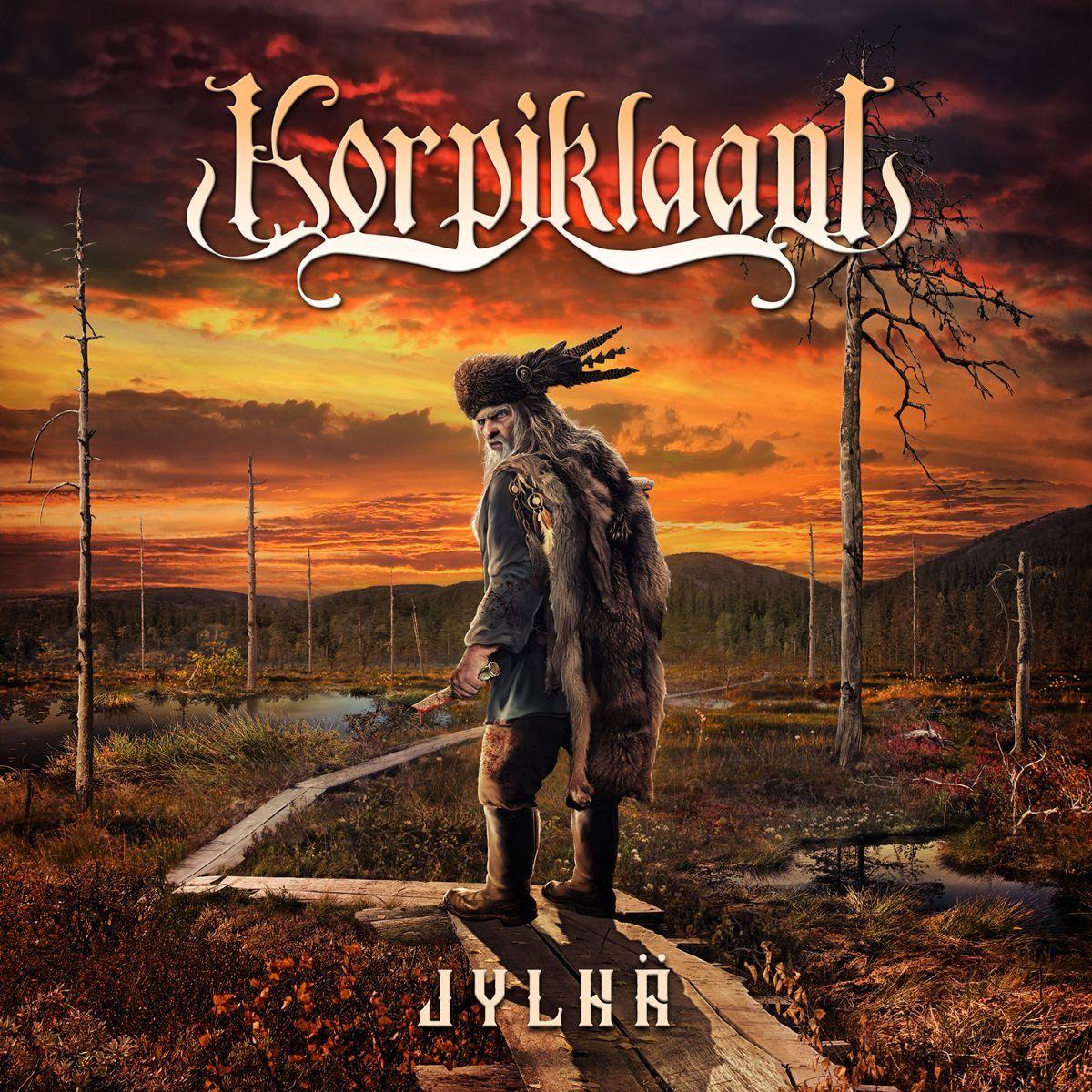 korpiklaani - jylha - album cover