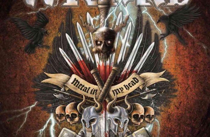 wizard - metal in my head - album cover