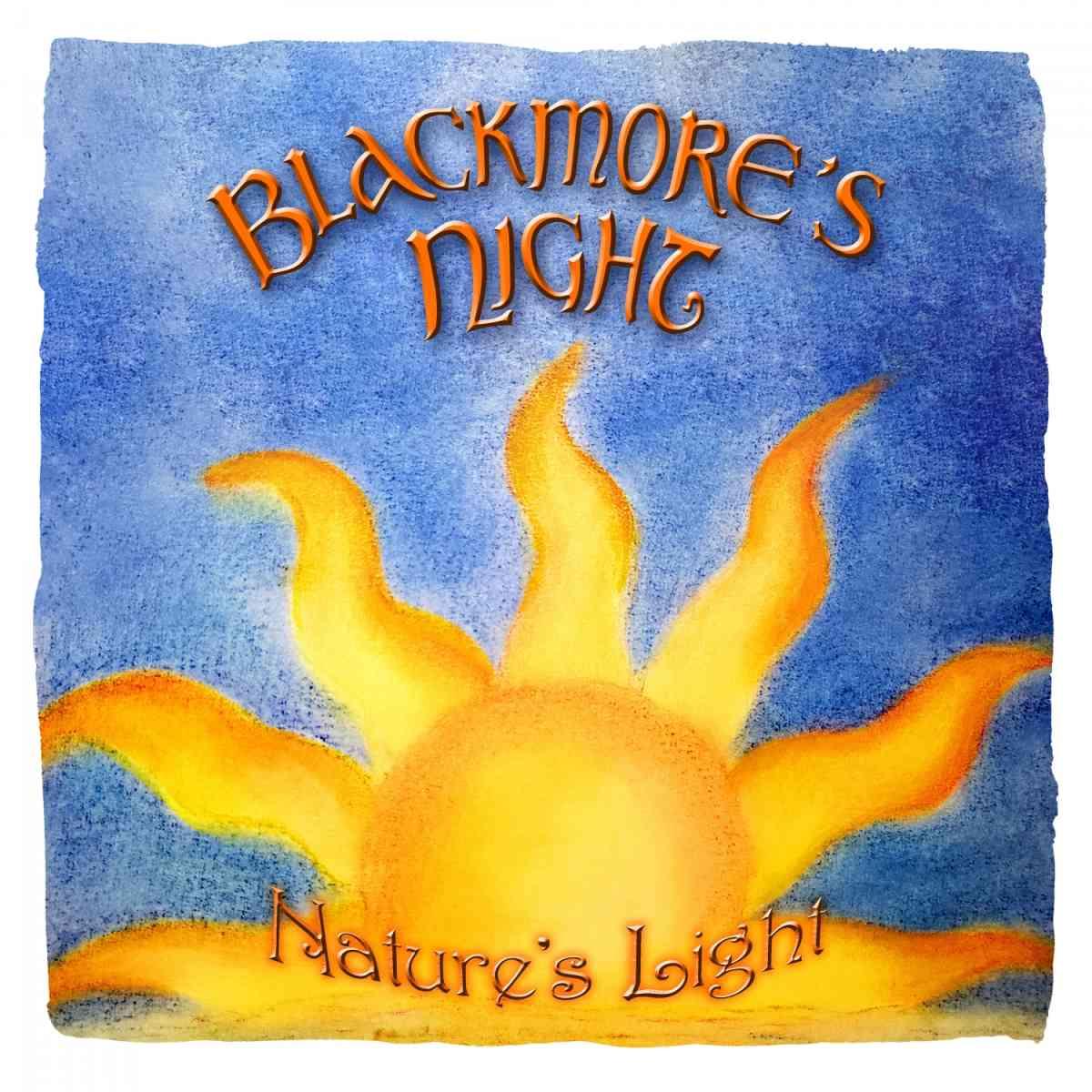 Blackmores Night - Natures Light - album cover