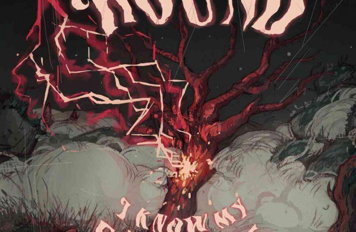 Hound - I Know My Enemies - album cover