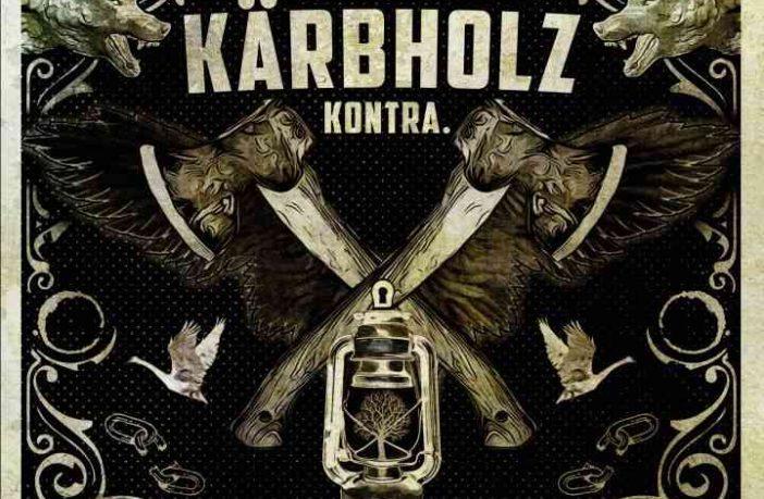 KAERBHOLZ - Kontra - album cover
