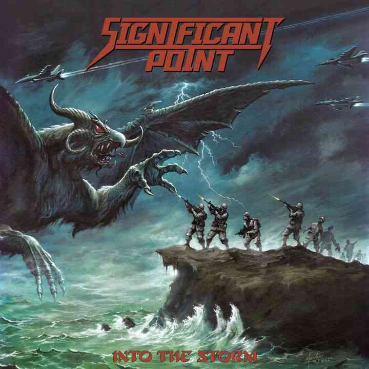 Significant Point - Into The Storm - album cover