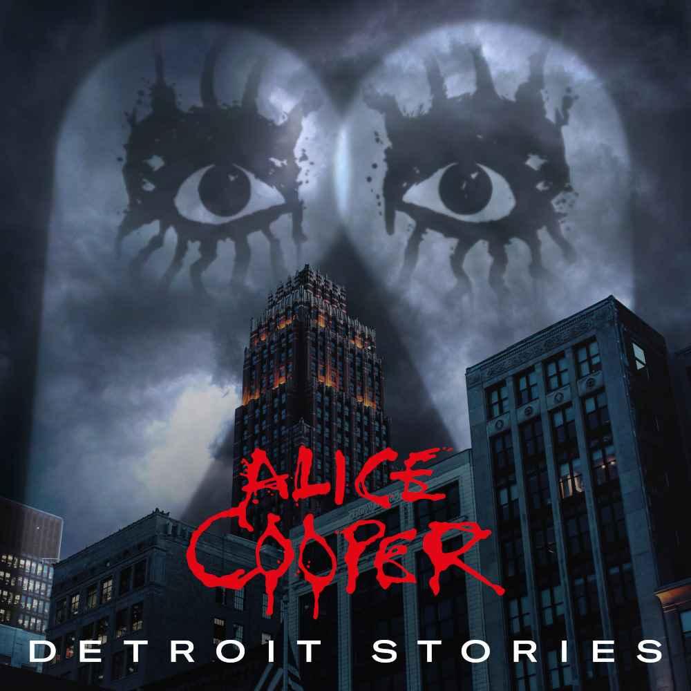 alice cooper - Detroit Stories - album cover