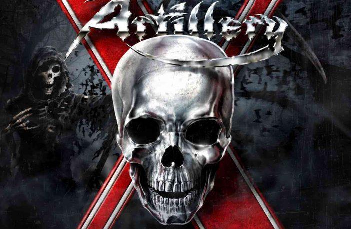 artillery - X - album cover