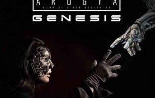 AROGYA - Genesis - album cover