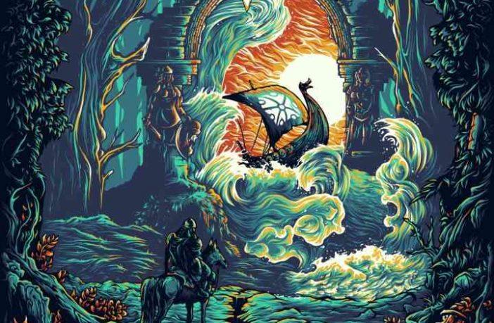 Adamantis - Far Flung Realm - album cover