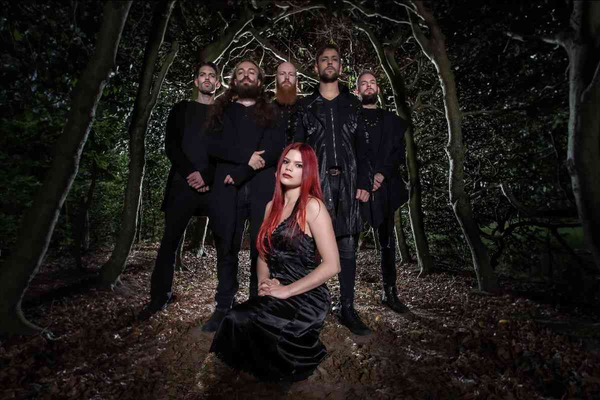 BLACKBRIAR - band photo 2021
