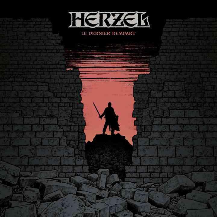 HERZEL - Le Dernier Rempart - album cover