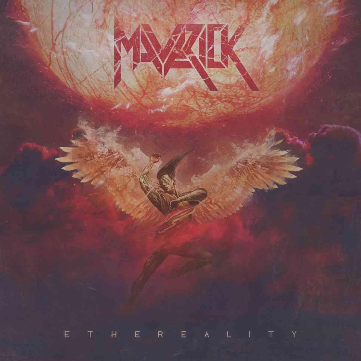 Maverick - Ethereality - album cover