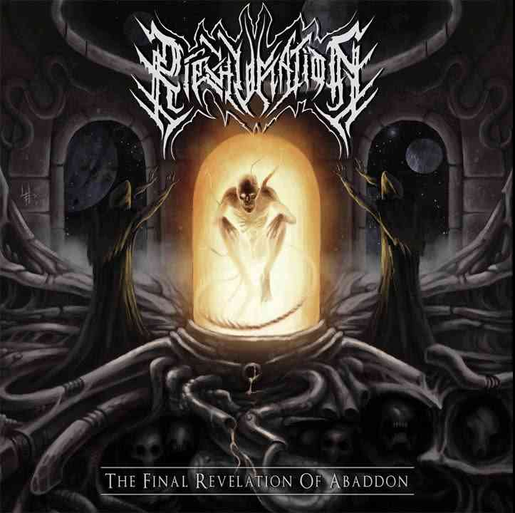 RIEXHUMATION - The Final Revelation Of Abaddon - album cover