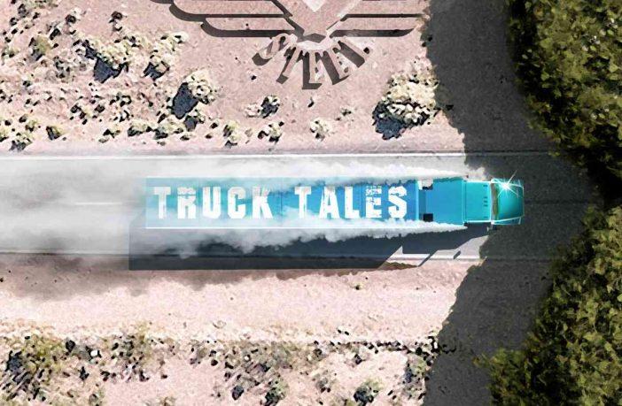 Sergeant Steel - Truck Tales - album cover