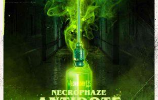 Wednesday 13 - Necrophaze - Antidote - album cover