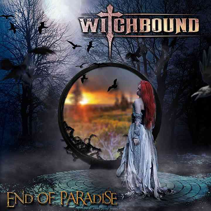 Witchbound - End Of Paradise - album cover