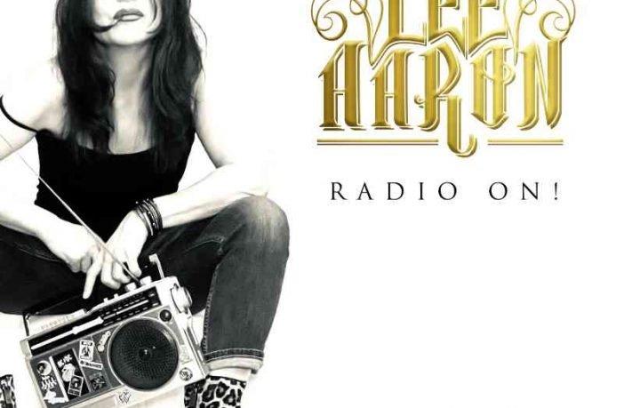 lee aaron - radio on - album cover