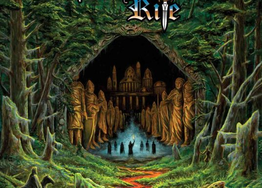 Blazon Rite – Endless Halls Of Golden Totem