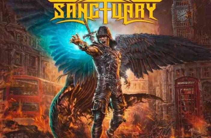 Dan Baunes Lost Sanctuary - Lost Sanctuary - album cover