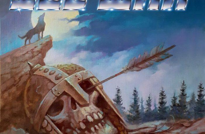 Ice War - Sacred Land - album cover