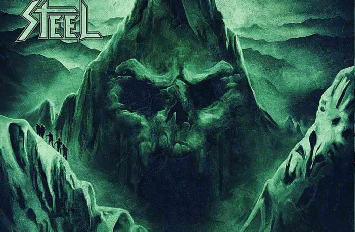 Liquid Steel - Mountains Of Madness - album cover
