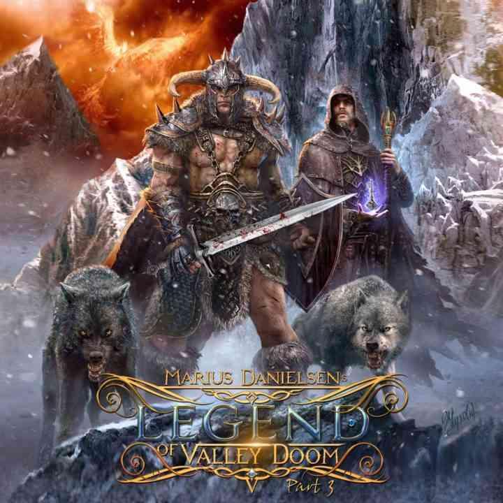 Marius Danielsen - Legend Of Valley Doom Part 3 - album cover