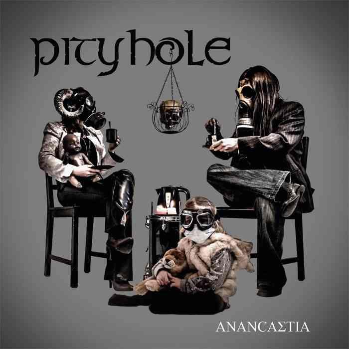 PITYHOLE - Anancastia - album cover