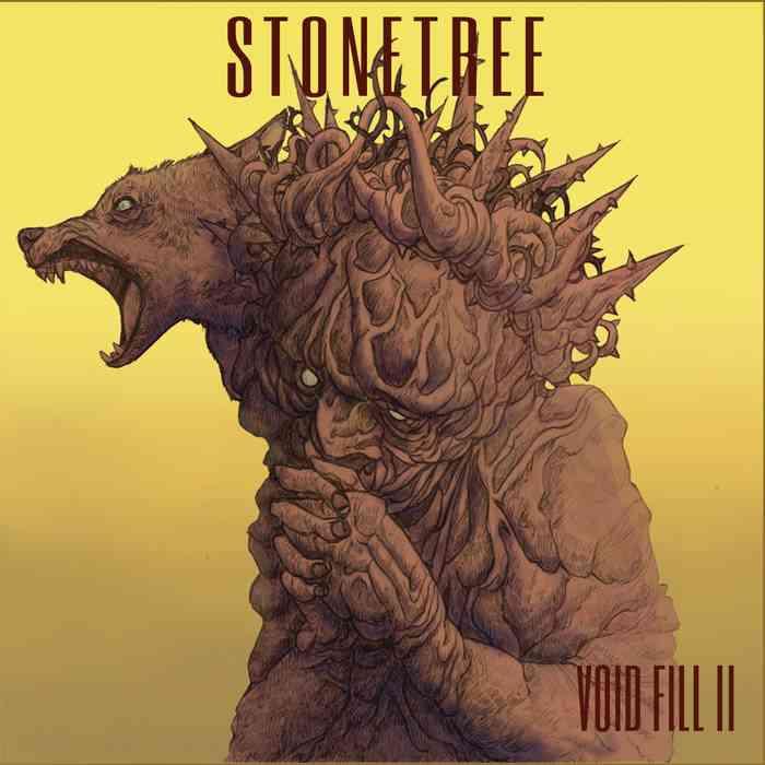 STONETREE - Void Fill II -album cover