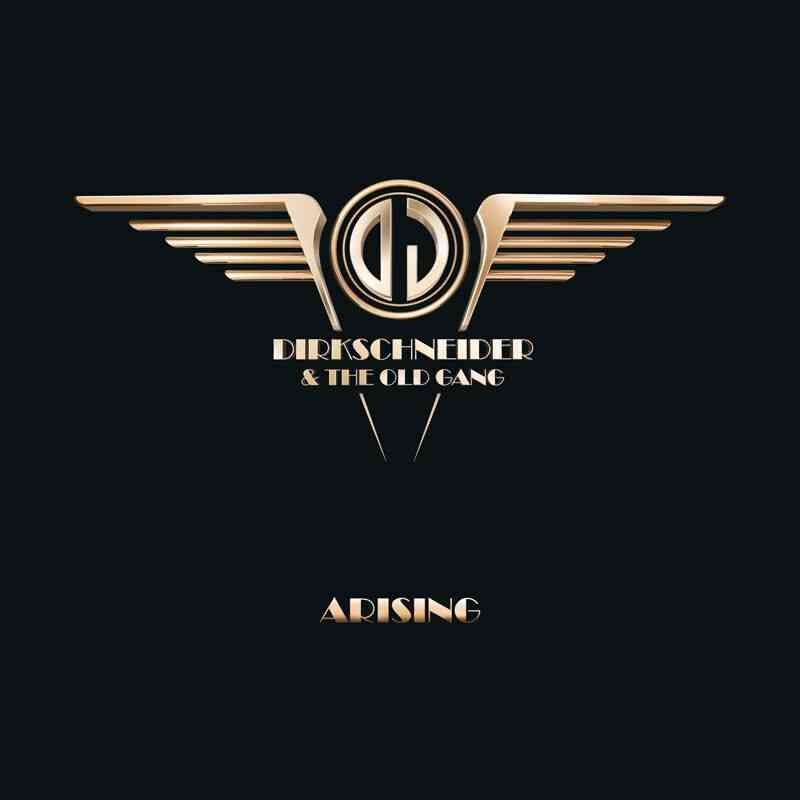 dirkschneider the old gang - arising - album cover