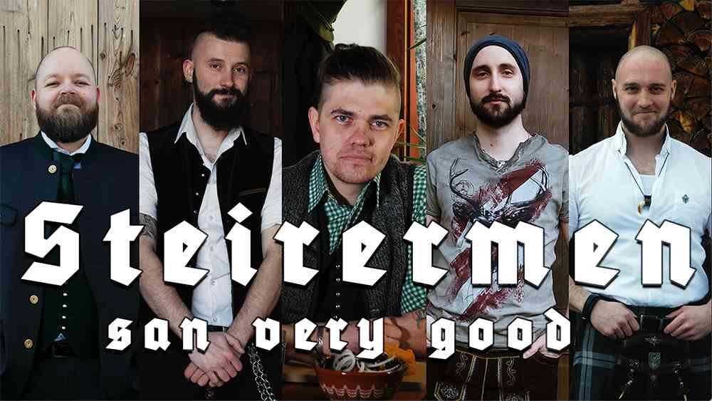 heathen foray - band photo 2021