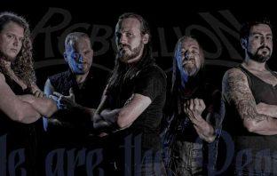 rebellion - band photo 2021