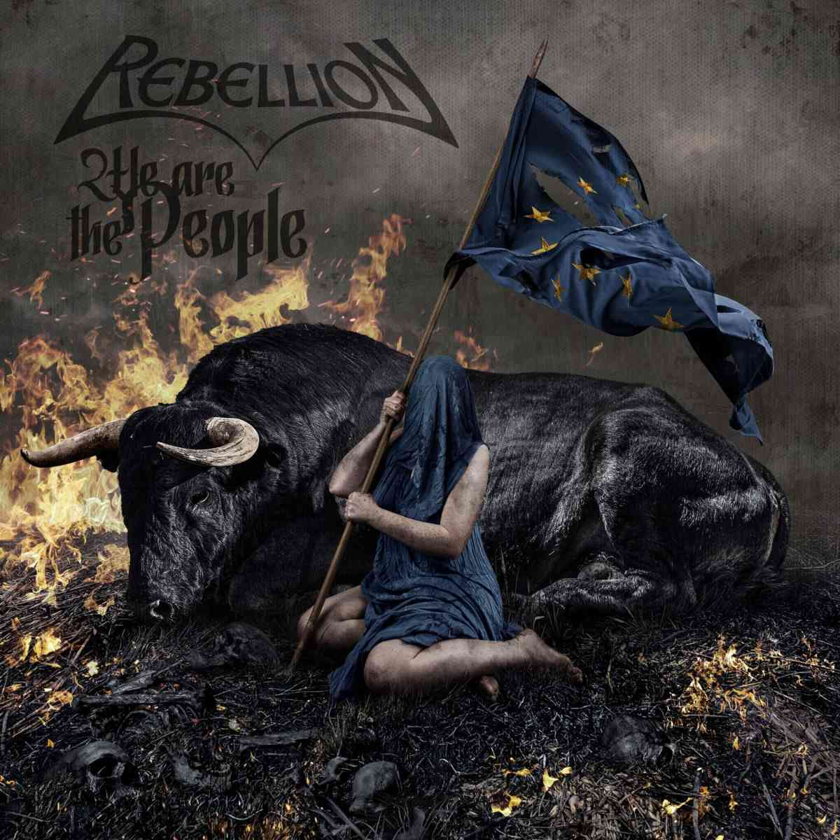 rebellion - we are the people - album cover