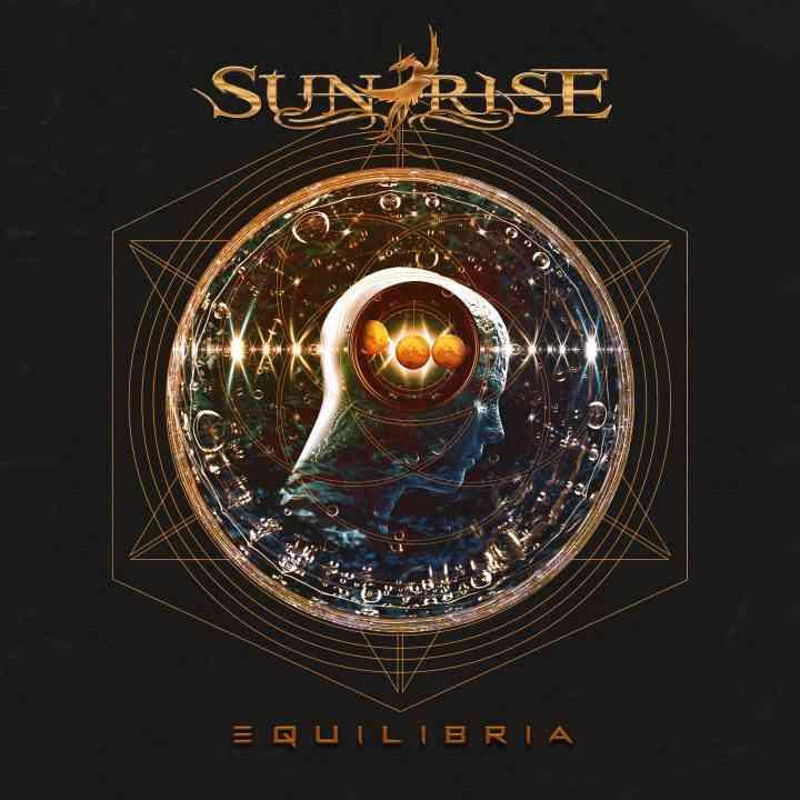 sunrise - equilibria - album cover