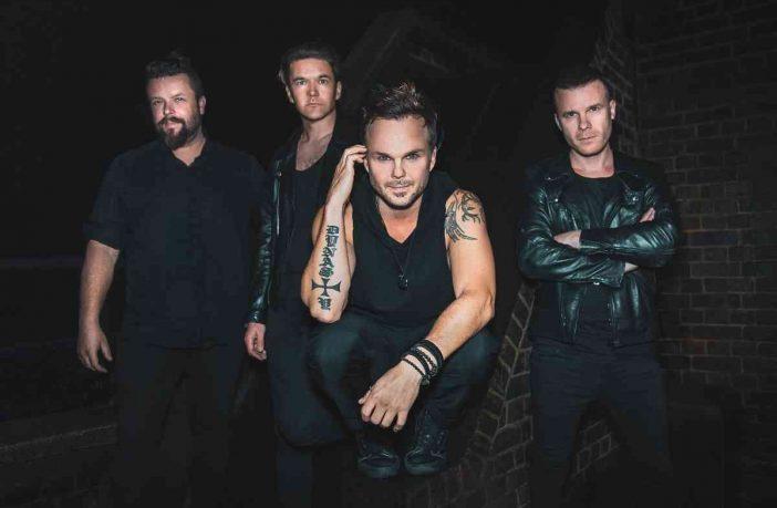 the rasmus - band photo 2021